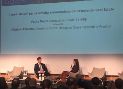 Cdp Al Real Estate Finance Summit Piani Città Turismo E Social
