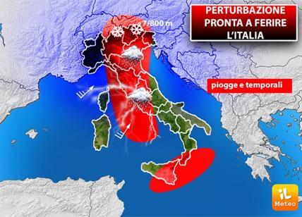 Meteo Roma, arriva big snow: l'evento eclatante con tanta neve