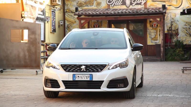 Peugeot 308 Sw Motori Aggiornati Alla Normative Antinquinamento Del