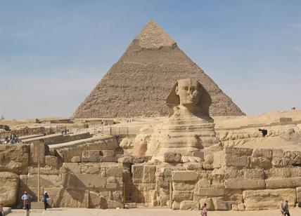 Il segreto dell'energia è nella Piramide di Cheope