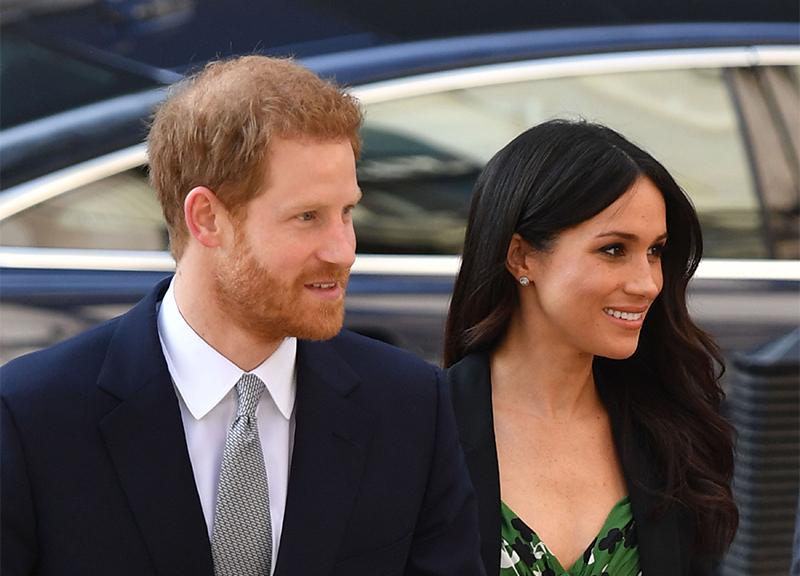 Meghan Markle e il Principe Harry, tutto sul loro primo incontro