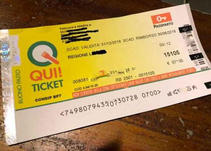 "Ticket: bar, ristoranti e super romani in rivolta. ""Qui Group carta straccia"""