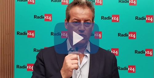 Radio24 Stefano Barisoni Vicedirettore Esecutivo video