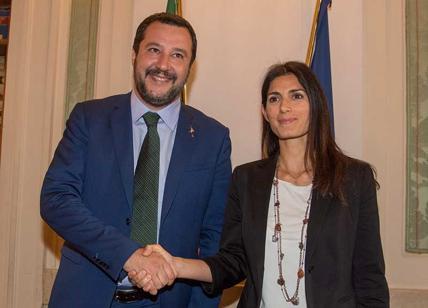 """Roma ostaggio di Raggi e Salvini. Crisi Lega-M5S: """"La ricostruzione inzia ora"""""""