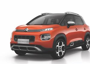 Nuovo Citroen C4 Aircross in passerella al Salone dell'auto di Pechino