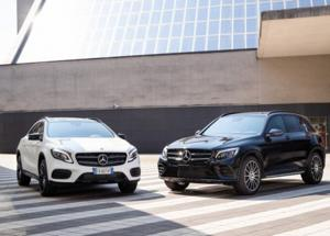 """Night Edition"" la nuova serie speciale di Mercedes"