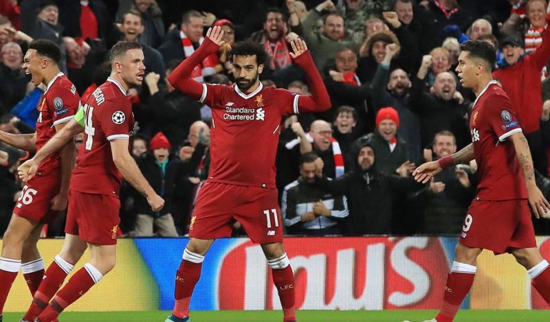 Salah allontana il Real Madrid: