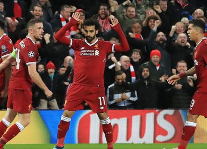 Liverpool, Salah: