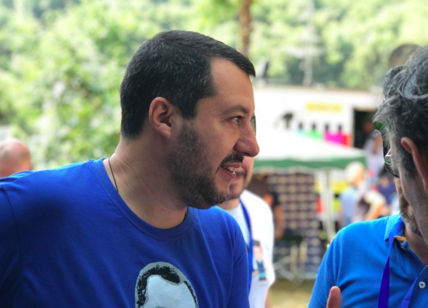 Pontida 2018, Salvini al raduno della Lega: live