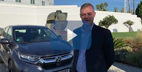Simone Mattongo Direttore Generale Auto Honda Motor Italia Il