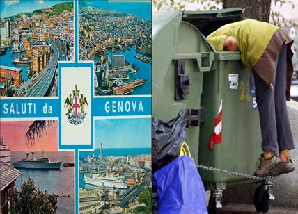 """Genova, """"guerra dei cassonetti"""". Contesa dei rifiuti tra poveri, Comune e Pm"""