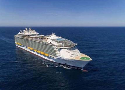 Royal Caribbean: arriva in Italia la nuova ammiraglia Symphony of the Seas