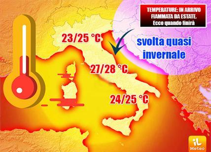 Peggioramento su buona parte d'Italia, il Video Meteo