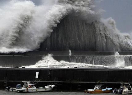 Giappone, tifone Faxai colpisce Tokyo: una vittima
