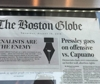 Usa: Boston Globe riceve minacce dopo editoriale anti-Trump
