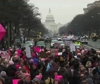 Donne in piazza per la terza Women's march, da Washington a Roma