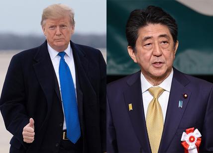 Guerra Commerciale: Trump, a breve accordo con Giappone