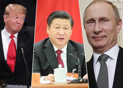 Putin minaccia Europa e America