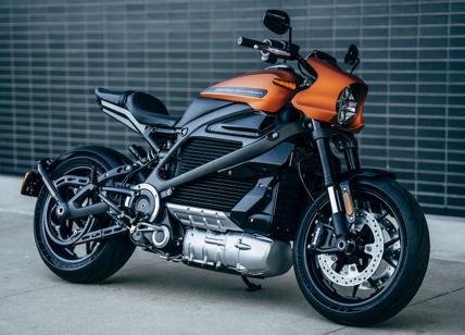 Eicma la prima Harley elettrica