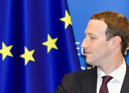 fce5f44608 Facebook crolla a Wall Street Zuckerberg perde 16 miliardi ...