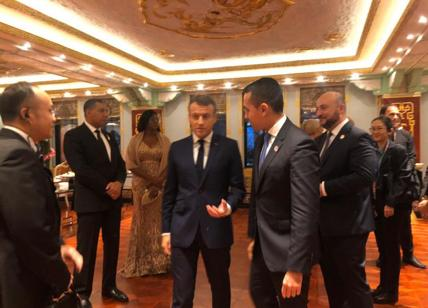 Xi invita Di Maio al tavolo dei leader