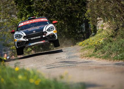 Abarth Rally Cup 2019: l'Abarth 124 rally torna in gara in Spagna
