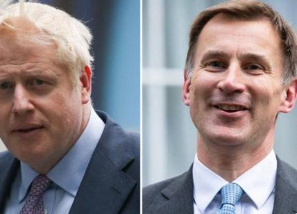 "Uk, i programmi di Johnson e Hunt. Boris: ""Via le tasse sul junk food"""