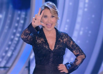 Ascolti tv, The Voice chiude in bellezza: la vittoria di Simona Ventura