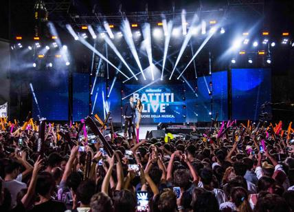 Ascolti Tv, Battiti Live sfiora lo share dell'11%