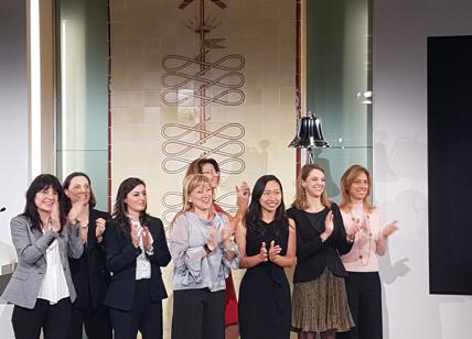 Ring The Bell for Gender Equality: Borsa Italiana celebra l'8 marzo