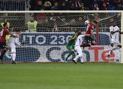 Cori contro tifoso, Fiorentina condanna