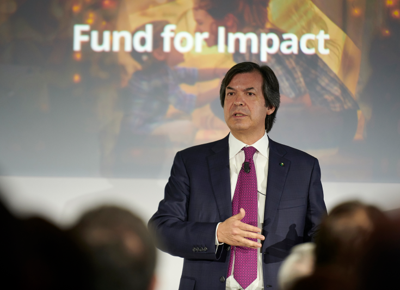 Carlo Messina, CEO Intesa Sanpaolo