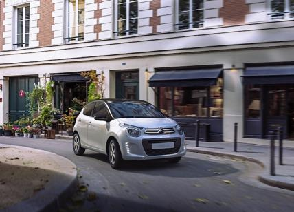 "Citroën C1, la city car diventa ""Origins"""