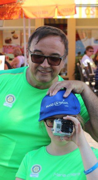 clemente11 - DiversamenteLago: sport e disabilità. Il Rotary offre a ragazzi disabili una crociera diurna sul Lago Maggiore