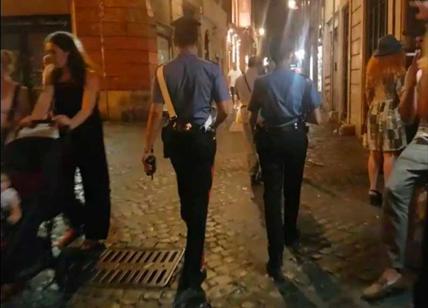 Trastevere, chiuso un pub della movida. Aveva lavoratori in nero. 4 arresti