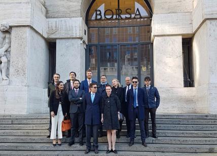 b885ba28fa Borsa Italiana, CrowdFundMe debutta sull'AIM Italia - Affaritaliani.it