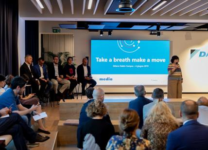 Daikin inaugura Daikin Solution Campus: con Take a Breath, Make a Move