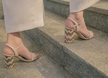 "Fratelli Rossetti e Nada Debs al Fuorisalone con ""Design at your heels"". FOTO"