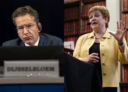 Fmi: corsa a due per il post-Lagarde, in lizza Dijsselbloem e Georgieva