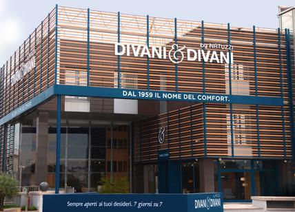 Divani & Divani by Natuzzi inaugura il negozio più grande d\'Italia a ...