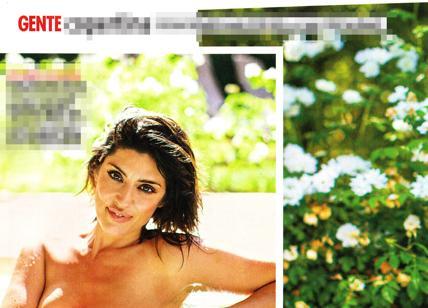 Elisa Isoardi e la sua estate…senza veli!