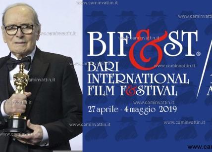 Bif St 2019 Al Via Con Ennio Morricone Lina Sastri E Leone Roberto Roberti Affaritaliani It