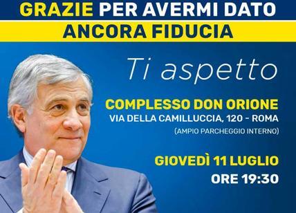 """Tajani contro Toti. Forza Italia, la guerra dei numeri: """"Siamo più di loro"""""""