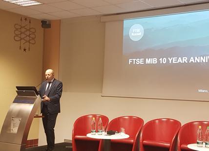 b886d89c70 Borsa Italiana: FTSE MIB festeggia 10 anni - Affaritaliani.it