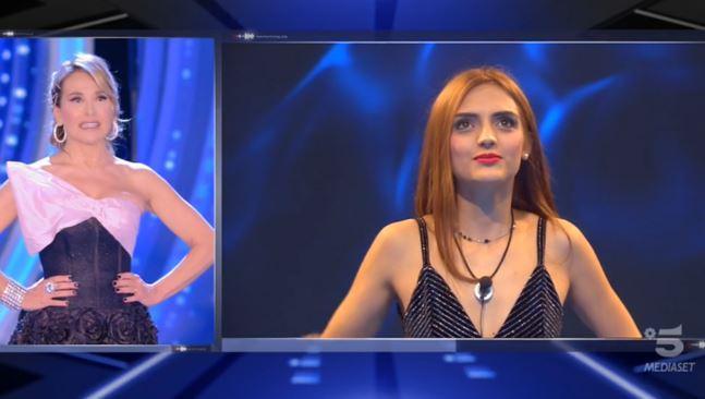 Valentina Vignali choc: