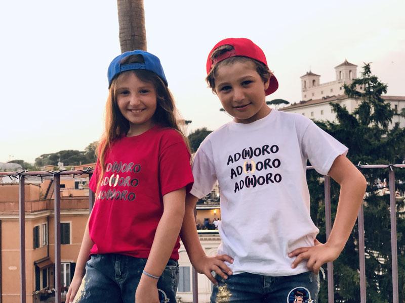 Hollywood non morti Personalizzata Bambino T-shirt