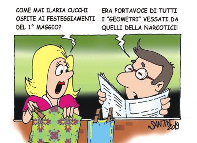 Tutto su: vignetta - Affaritaliani it