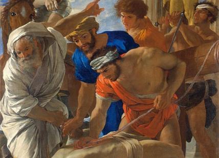 """Capolavori dai Musei Vaticani, il """"Martirio di Sant'Erasmo"""" al Donnaregina"""