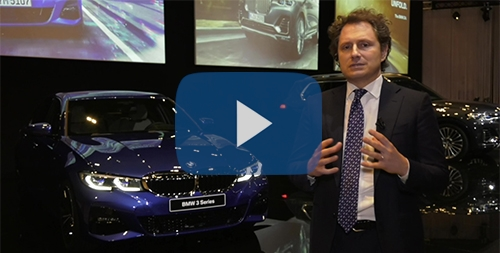 Intervista a Federico Izzo Direttore Marketing BMW Italia video