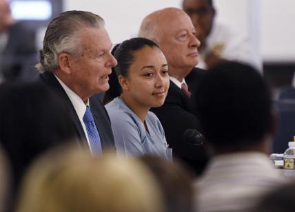 Uccise il suo stupratore, Cyntoia Brown esce dal carcere